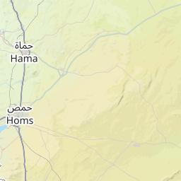 レバノン地図 - レバノン地図と...