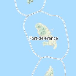 ドミニカ国地図 - ドミニカ国地...